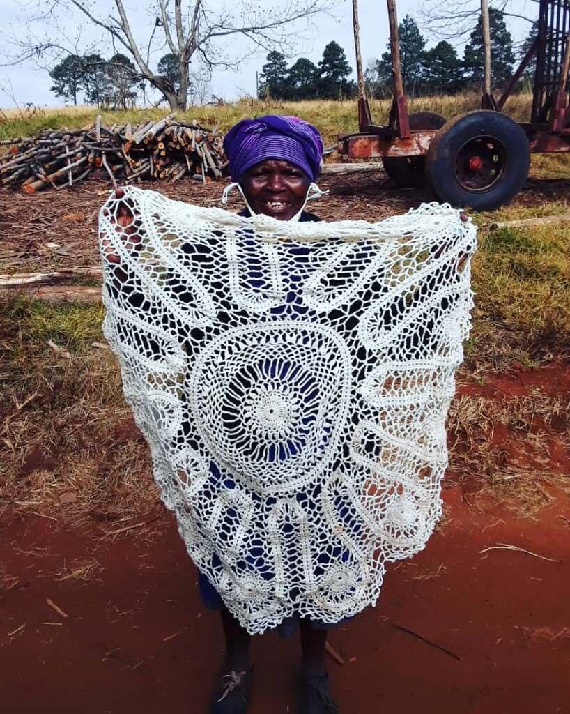 Make Motsa: One of the Bamabanani Ladies